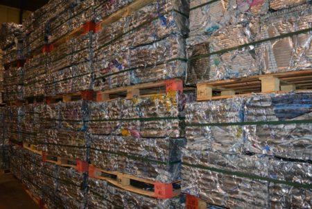 Aluminium Scrap Chips