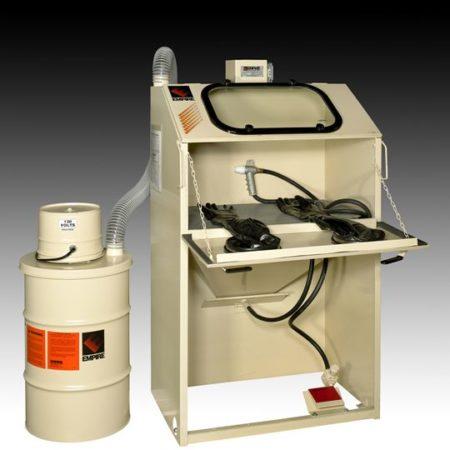 Econo-Finish® Blast Cabinets
