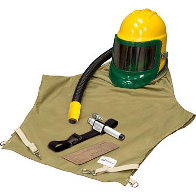 Bullard GenVX Abrasive Blasting Helmet – AC1000
