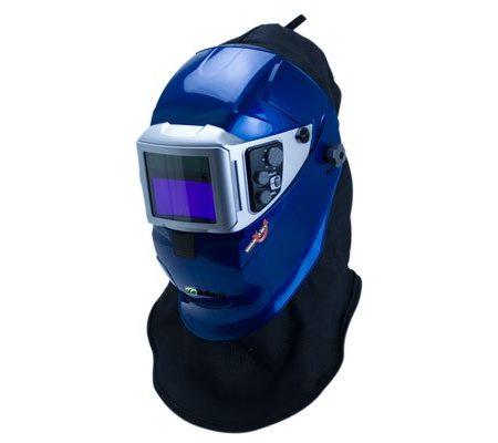 SparxLift Welding Helmet for EVA Powered Air-Purifying Respirator