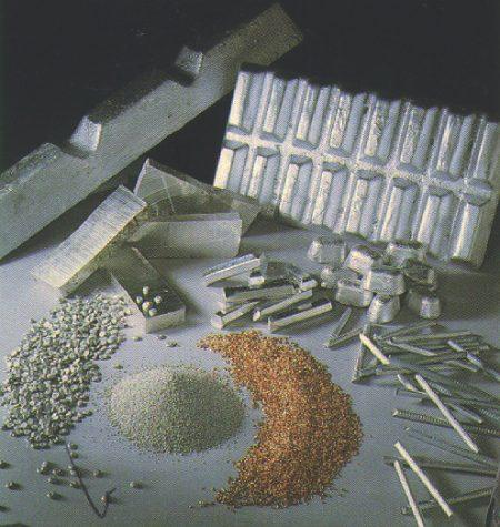 Aluminum Master Alloys