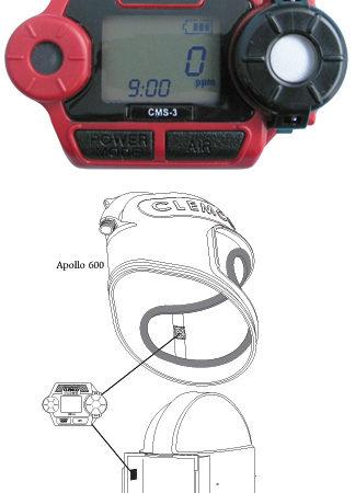CMS-3 Carbon Monoxide Monitor/Alarm
