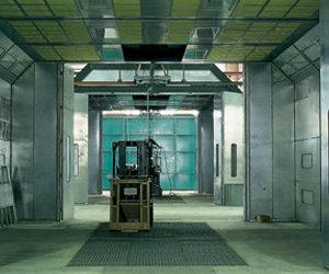 Engineered Industrial Blast Facilities