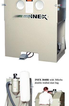 INEX Blast Cabinets