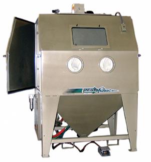 Pulsar VI Suction & VI-P Pressure Blast Cabinets