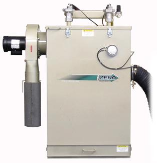 Reverse-Pulse Cartridge Dust Collector – RPC Model