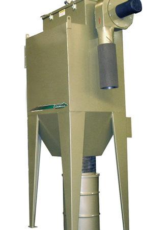 Reverse-Pulse Cartridge Dust Collector – RPH Model