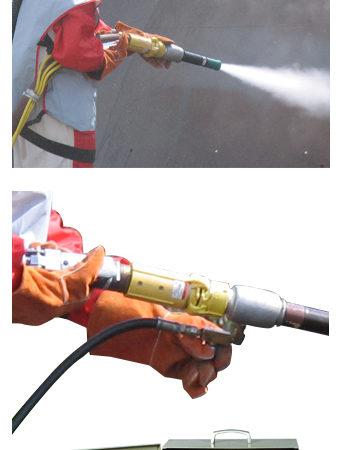 Wetblast Injector System